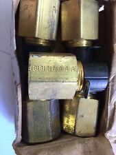 NEW Parker  Brass CPI TUBE END REDUCER # 8-8 RA-B BOX OF 5