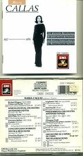 MARIA CALLAS - The Unknown Recordings - EMI 1987 JAPAN CD