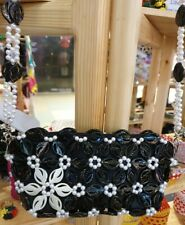 handmade beaded bag/ pouches