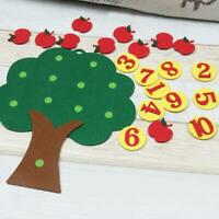 1x DIY Trees Finger Math Toys Kids Learning Education Teaching Aids Toys
