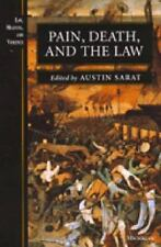 NEW - Pain, Death, and the Law (Law, Meaning, and Violence)