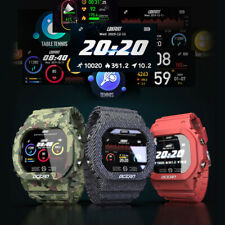 LOKMAT SmartWatch Cardiofrequenzimetro e pressione sanguigna Orologio Watch X3G4