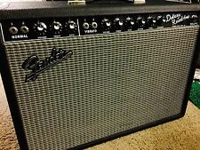 Fender 65 Deluxe Reverb Black Face Recreation by Audiosway Amplifiers