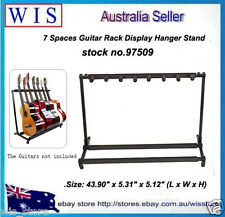 Acoustic Guitar Easy Storage Light Weight Guitar Stand 7 Holders-97509