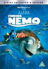 Finding Nemo - Collectors Edition - UK Region 2 DVD - Pixar/Walt Disney