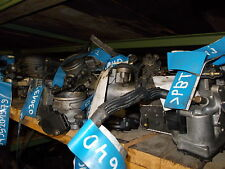 1703662 Drosselklappe BMW E39 520 i Motor