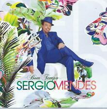 jazz CD album - SERGIO MENDES - BOM TEMPO latin jazz mendez