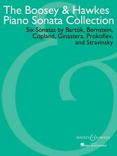 The Boosey & Hawkes Piano Sonata Collection Sheet Music BH Piano Book  048021178