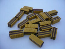 20 Loose Sweet Chocolate Wafers Bakery Dollhouse Miniatures Food Bakery