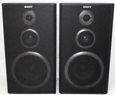 Sony SS-A302 3 Way Hi-Fi Speakers.