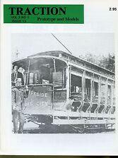Traction Prototype and Models Magazine Vol 3 No 1 #13 Philadelphia traction meet