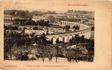 CPA AIX-en-PROVENCE - Vallée de l'Arc et Viaduc du Chemin de fer (214991)