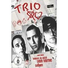 TRIO - ...UND DANN KANNST DU MICH VON VORNE SEHEN 2 DVD NEU