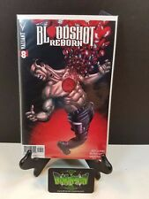 Blood Shot Reborn #8 1:10 Gill Variant Nm Valiant Comics Faith X-O Manowar