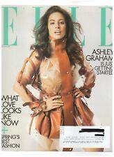 ELLE Magazine February 2019 Ashley Graham