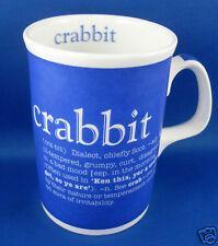 VIVA Scotland CRABBIT (Sprint Design) Porcelain Mug VG Collectable In Australia