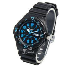 -Casio MRW200H-2B Analog Watch Brand New & 100% Authentic NM