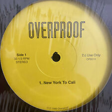 RAKIM - NEW YORK TO CALI (VINYL EP)  1995!!  RARE!!  BUJU BANTON + LEROY SMART!!