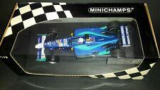 1/18 Sauber Petronas Red Bull C20 Kimi Raikkonen 'Iceman' 2001 First Race