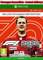 F1 2020 Deluxe Schumacher Edition xbox one ONLINE (No CD/No key)