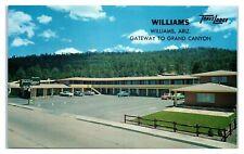 Williams Travelodge, Williams, AZ Route 66 Postcard *318