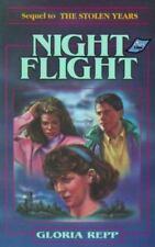 Night Flight : Sequel by Gloria Repp (1991, Paperback)