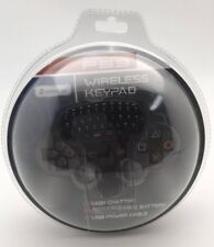 Sony PS3 Wireless Keypad Easy Chatting USB Power Cable - Brand New
