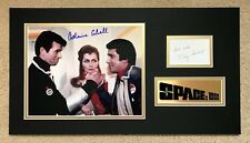 TONY ANHOLT & CATHERIINE SCHELL SPACE 1999 SIGNED DISPLAY UACC & AFTAL RD