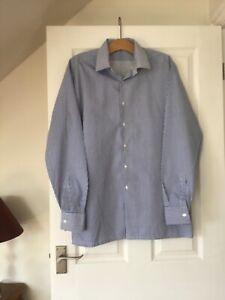 HMP Prison Shirt, 1993, new, size 17