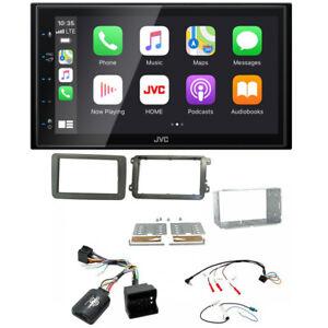 "VW Golf Mk5 / Mk6 Golf  6.8"" Apple CarPlay/Android Auto Bluetooth GPS Screen"