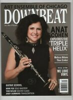 Down Beat Magazine Anat Cohen Melissa Aldana July 2019 052820nonrh