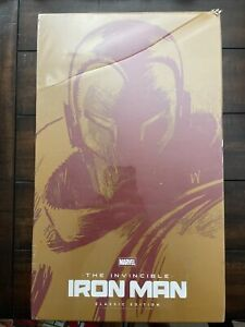IRON MAN Classic Edition ORIGIN ARMOR 1:6 SCALE 3A COLLECTIBLE FIGURE New Sealed