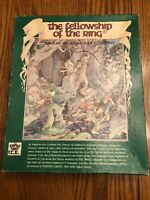 ULTRA RARE 1983 The Fellowship of The Ring/ Lord of the Rings Game ICE