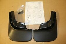 VW New 09 onwards Golf PLUS ONLY Rear Mudflaps  5M0075106A New genuine VW part