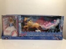 BARBIE Princess Bride Horse & Carriage Set SUPER RARE!!! Collectors DREAM!!! NIB