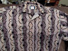 Vintage Wrangler western shirt Mens size L snap front long sleeves southwestern