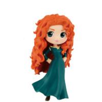 Banpresto PIXAR Characters Q posket petit Merida Figure Figurine Brave