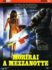 Dvd Morirai a Mezzanotte - (1985) .....NUOVO