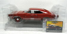 1968 Dodge Charger R/T ~ 1:18 scale ~ Ertl - American Muscle RC2 - Diecast