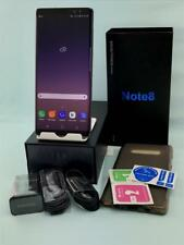 Samsung Galaxy Note 8 SM-N950U 64GB Orchid Gray! For AT&T, Cricket, H2O Networks