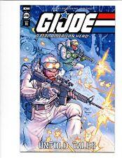 GI JOE A REAL AMERICAN HERO # 278 IDW COMICS 2021 ROYLE 1:10 VARIANT COVER ART