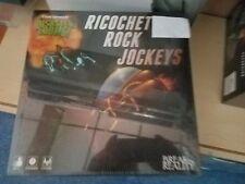 Ricochet Rock Jockeys - Board Game Break Reality Games New! Disaster Looms