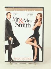 Mr. & Mrs Smith Used  DVD  MC4A