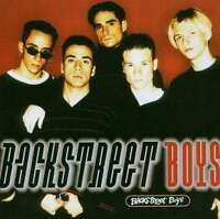 Backstreet Boys - Backstreet Boys CD JIVE RECORDS ZOMBA
