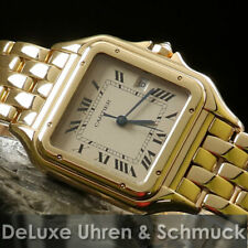 🎀*Cartier Panthere*27x37mm*Ref. 8839*750er Gelbgold*109 Gr.*Herrenuhr*Box*TOP*