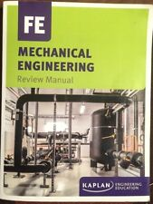 Mechanical Engineering FE Review Manual (Paperback)