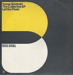 YUNUS GUVENEN Collective EP 12 INCH VINYL UK Bedrock 2005 2 Track In Titled