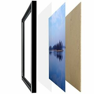 17 By 11 Poster Picture Frame Black Legal Sized Paper To Display 11x17 Inches