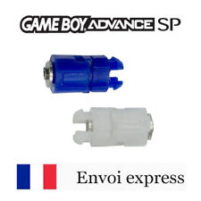 Lot de 2 charnières Gauche / Droite [Hinges left /right Gameboy Advance SP GBA]