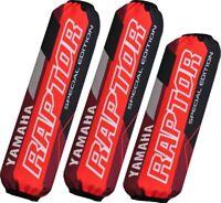 Stoßdämpfer Federbeinschützer Quad ATV Shock Covers Yamaha Raptor 90 400 700 600